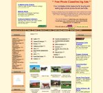 Complete online resource for buying and selling agricultural products and services